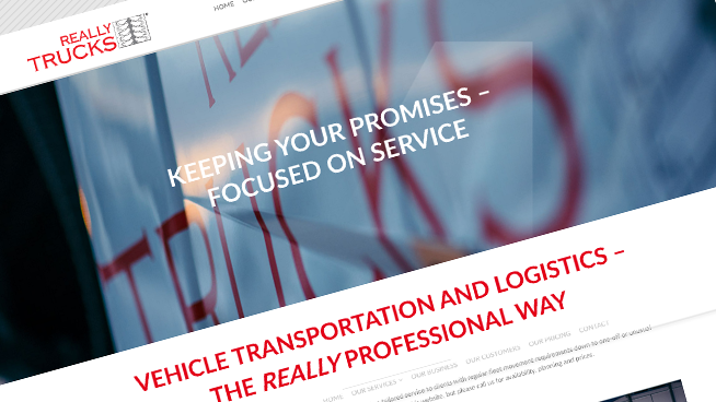 Marketing agency for vehicle business Really Trucks