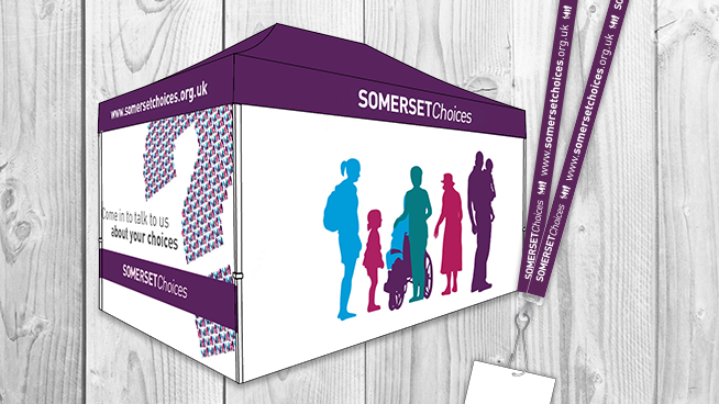Marketing for local authorities - Somerset Choices campaign