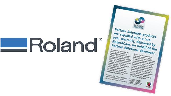 roland logo design