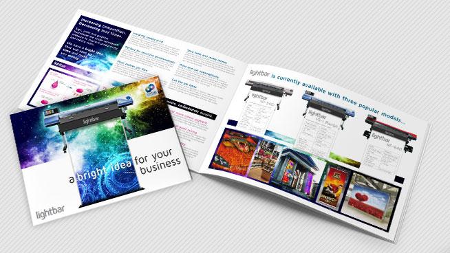 roland leaflet design